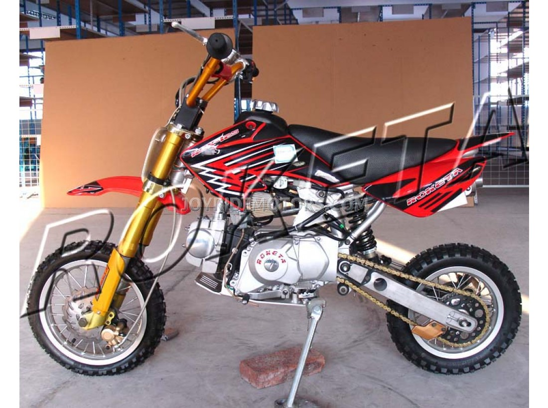 Joy Rides Joy Ride Roketa Rsx 125cc Dirt Bike 125cc Dirt Bike