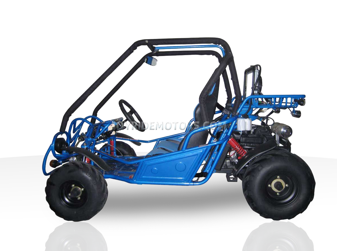 how to make a go kart for kids