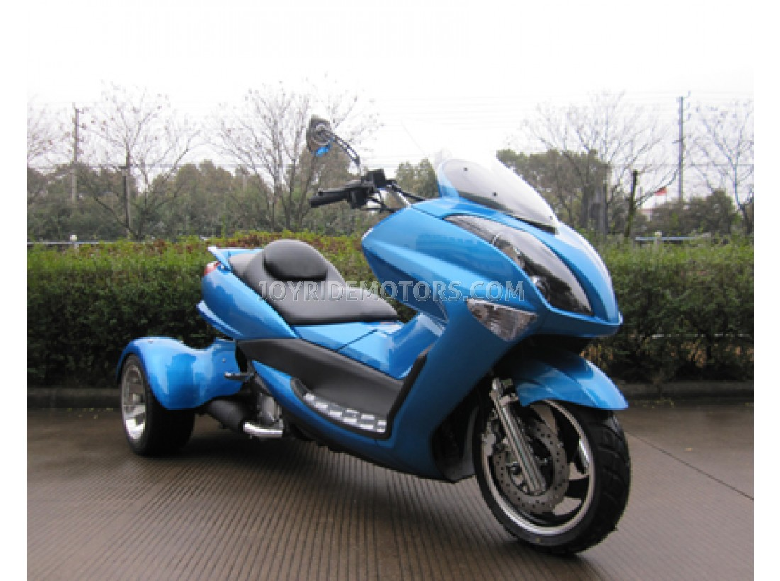 Stealth 300cc Trike Motorcycle - Stealth 300cc Trike Scooter
