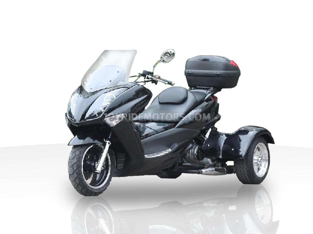 Excursion 300cc Trike Scooter - Excursion 300cc Trike