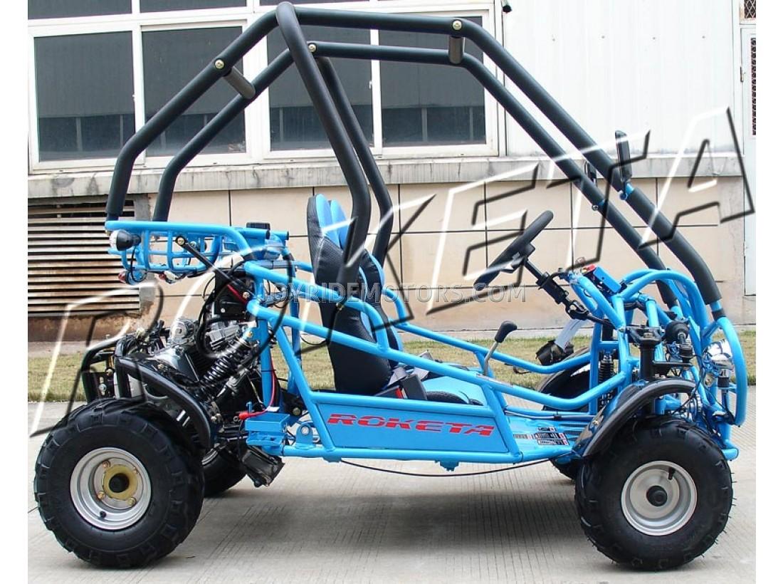 Raptor 110cc Go Kart - Raptor Go Kart For Sale - Joy Ride Motors