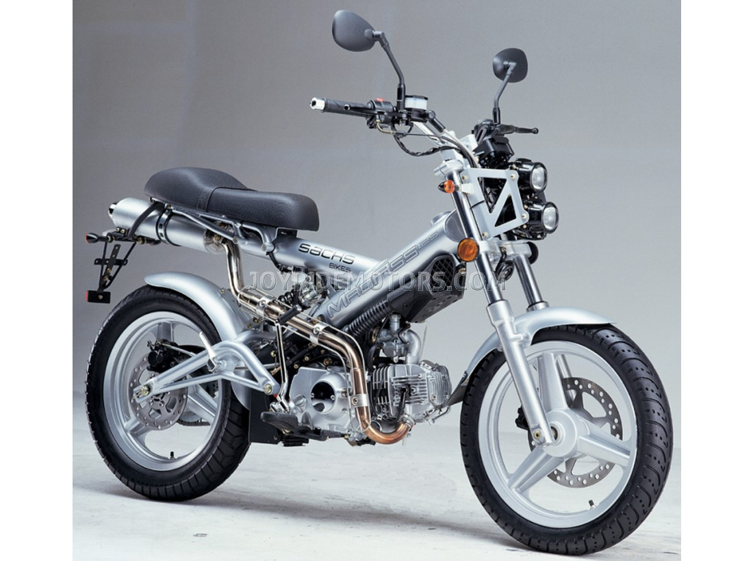 Mad Ass Motorcycle 37
