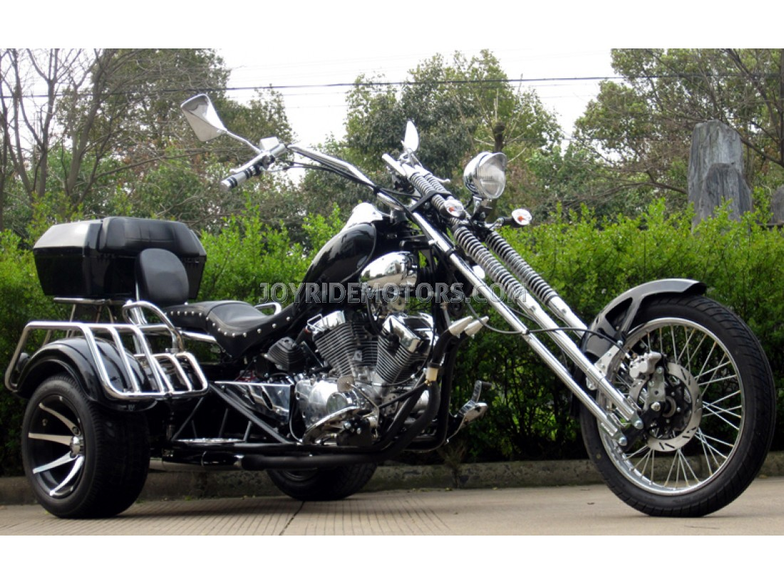 250cc road warrior trike chopper for autos weblog. Black Bedroom Furniture Sets. Home Design Ideas