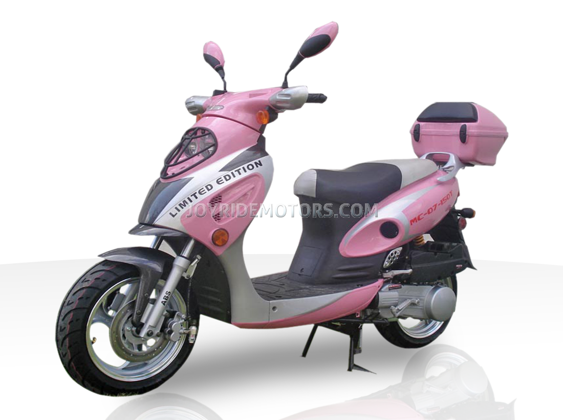 Phaser 150cc Scooter - 150cc Scooter For Sale with Free Shipping - Joy Ride Motors