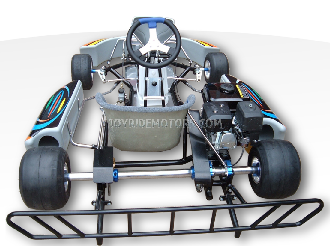 Sting Ray 200cc Racing Go Kart - 200cc Go Kart For Sale - Joy Ride ...