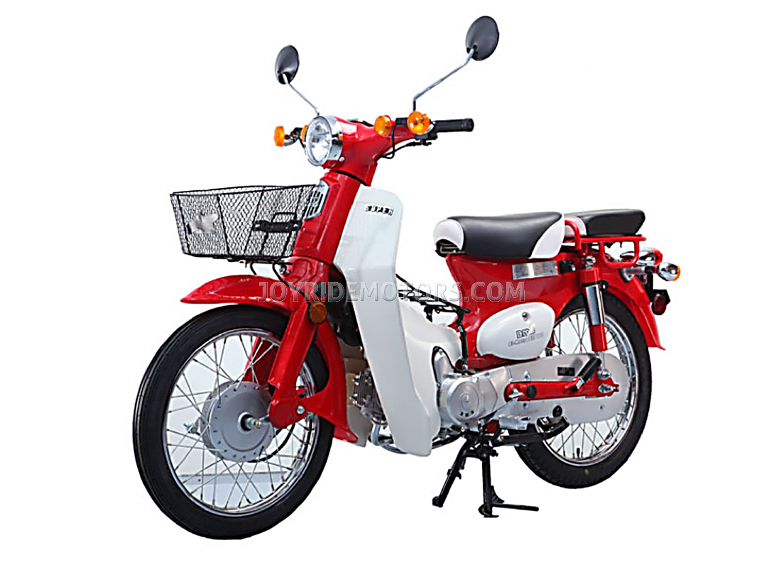 Metro 110cc Moped - 110cc Moped For Sale - Joy Ride Motors