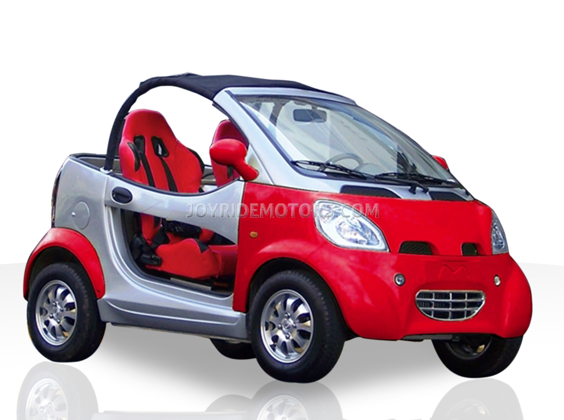 cabrio lectric electric car cabrio lectric ecar for sale joy ride motors. Black Bedroom Furniture Sets. Home Design Ideas