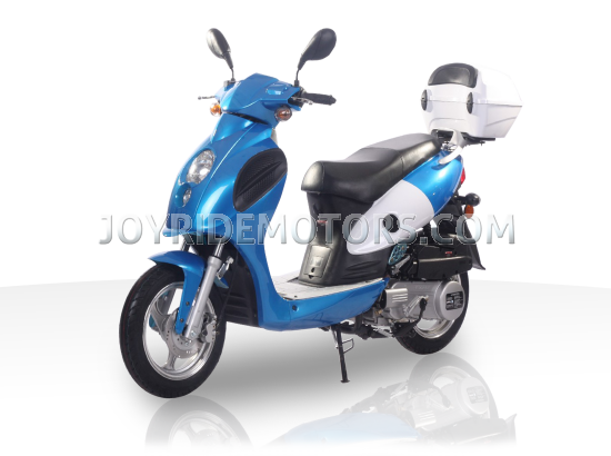 JOY RIDE MANHATTAN 50cc SCOOTER For Sale