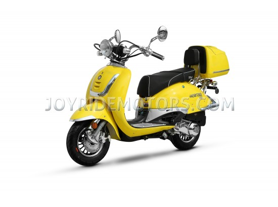 JOY RIDE HERITAGE 150cc SCOOTER For Sale