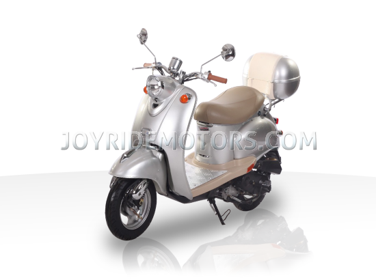 JOY RIDE EURO 50cc SCOOTER For Sale