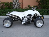 JOY RIDE CYBORG 125cc RACING ATV For Sale