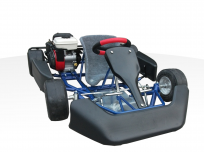 SLAP SHOT KIDS RACING GO KART For Sale