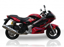 NINJA SAMURAI 150cc STREET BIKE For Sale