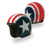 Torc T50 Route 66 Helmet For Sale